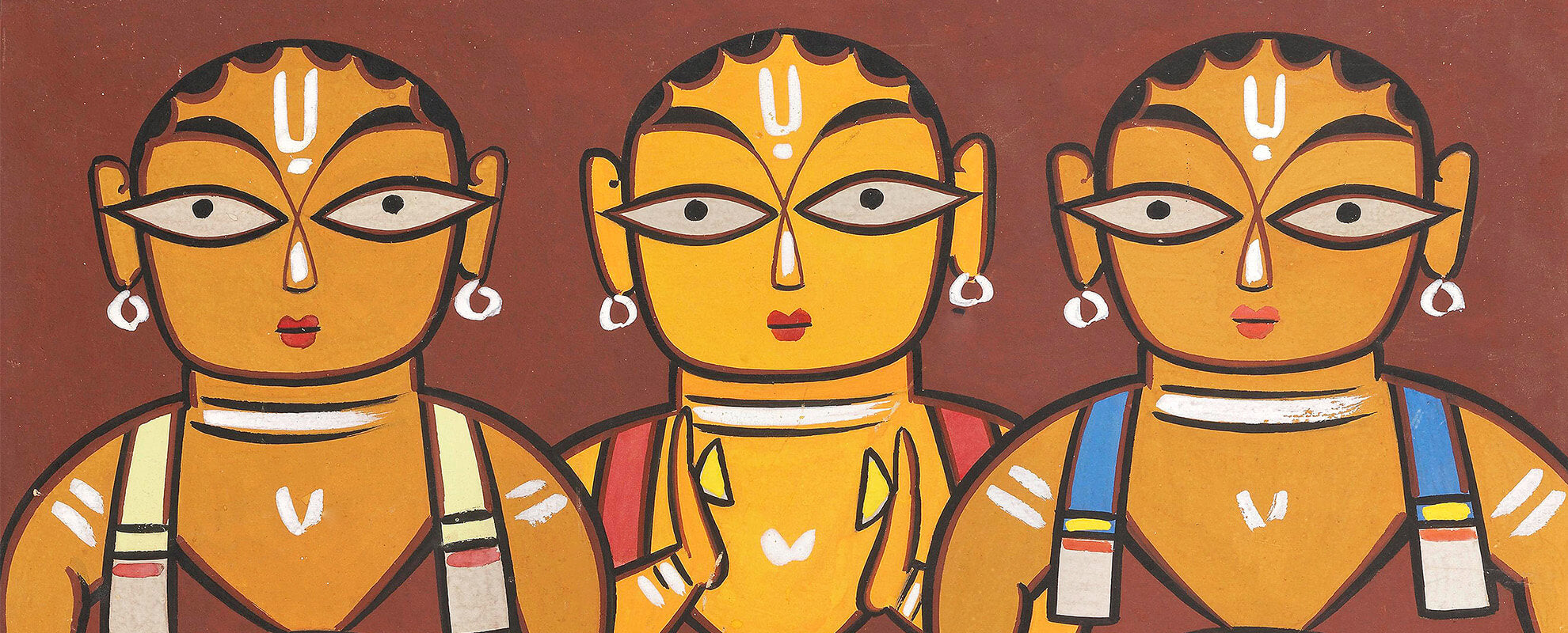 Indian Art — Indian Pichwai Painting | Buy Posters, Frames, Canvas, Digital Art & Large Size Prints