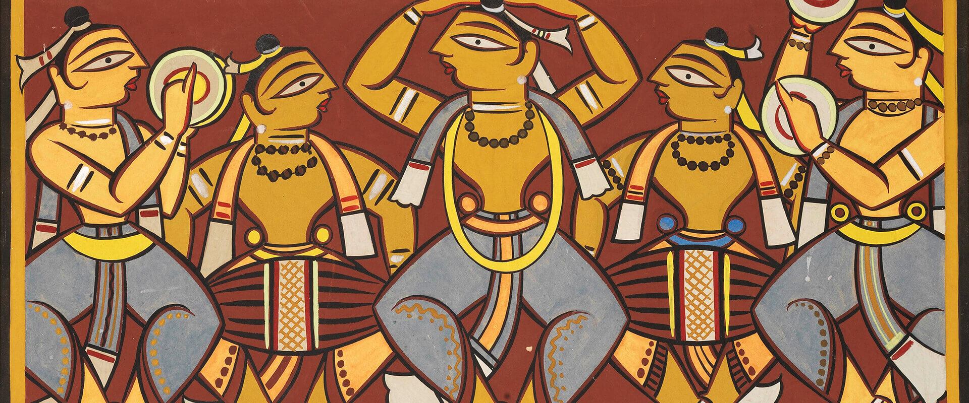 Jamini Roy Artworks Collection | Buy Posters, Frames, Canvas, Digital Art & Large Size Prints Of The Famous Old Master's Artworks