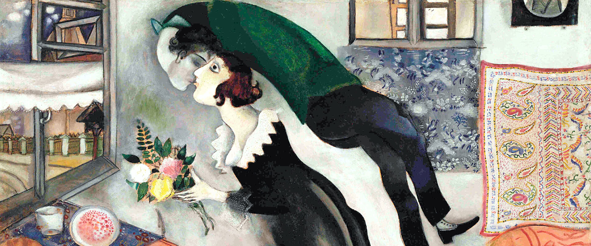 Marc Chagall Paintings Artworks Collection | Buy Posters, Frames, Canvas, Digital Art & Large Size Prints Of The Famous Modern Master's Artworks