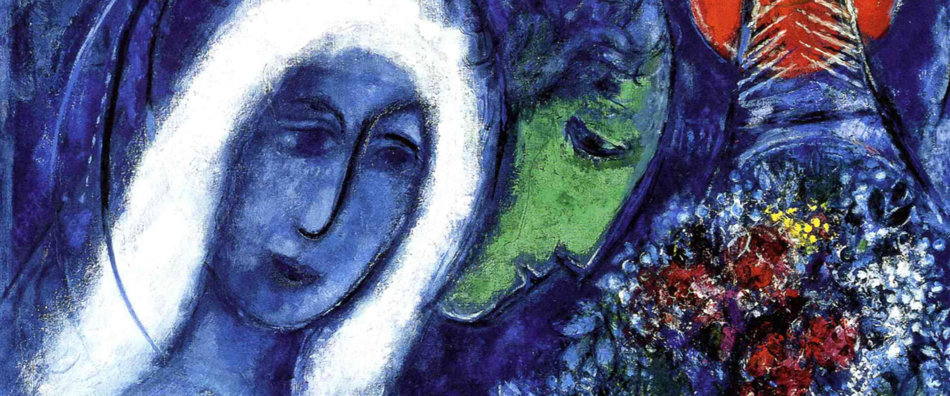 Marc Chagall Artworks Collection | Buy Posters, Frames, Canvas, Digital Art & Large Size Prints Of The Famous Modern Master's Artworks