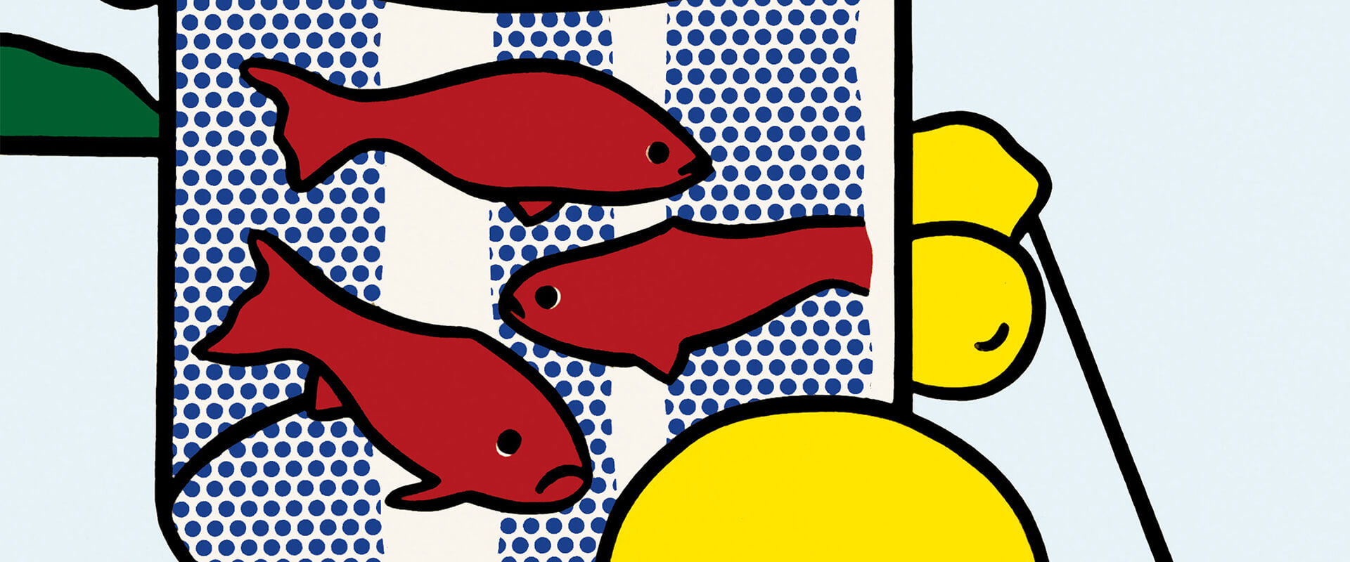 Roy Lichtenstein Artworks Collection | Buy Posters, Frames, Canvas, Digital Art & Large Size Prints Of The Famous Modern Master's Artworks