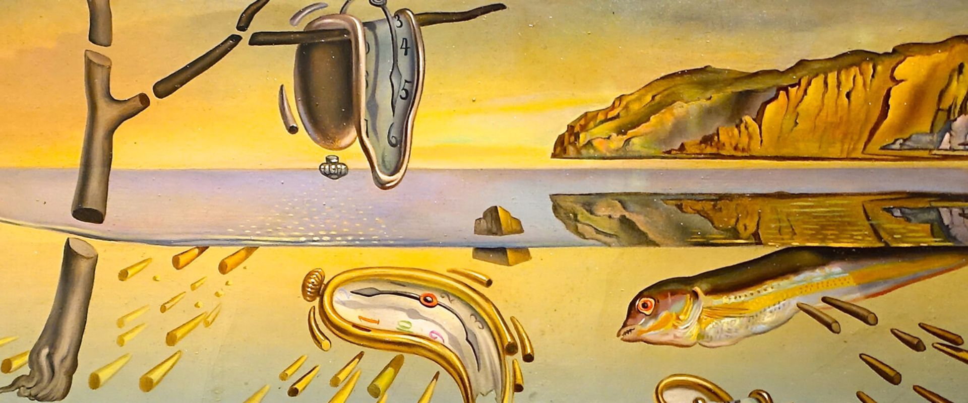 Salvador Dalí Paintings Artworks Collection | Buy Posters, Frames, Canvas, Digital Art & Large Size Prints Of The Famous Modern Master's Artworks