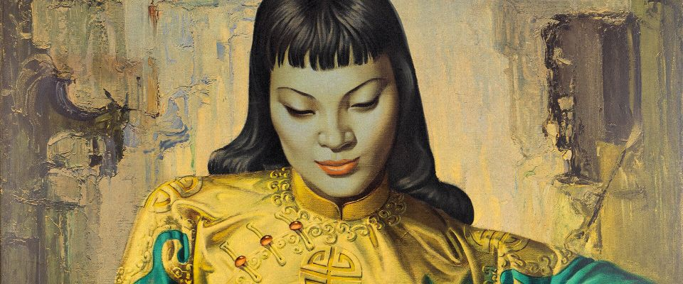 Vladimir Tretchikoff Paintings Artworks Collection | Buy Posters, Frames, Canvas, Digital Art & Large Size Prints Of The Famous Modern Master's Artworks