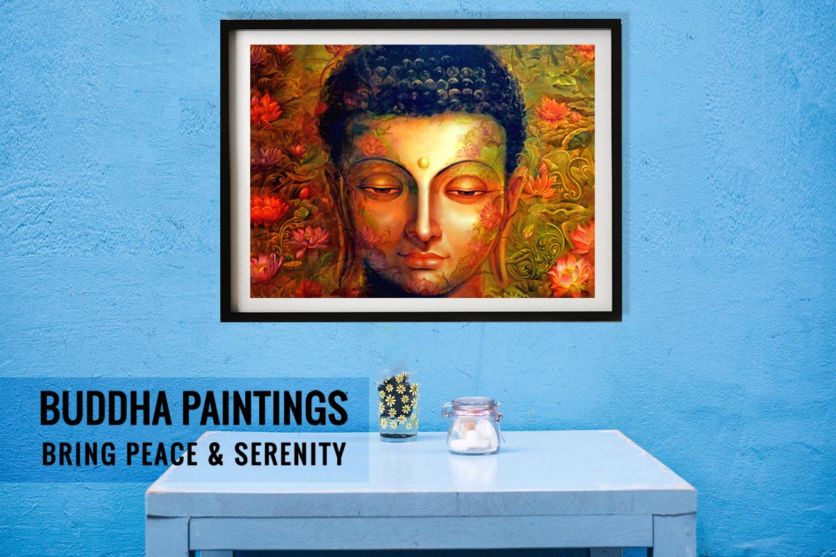 Buddha Paintings Collection