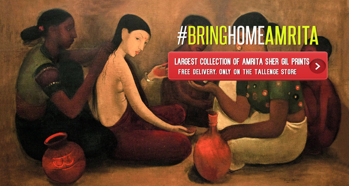 Amrita Sher-Gil Collection