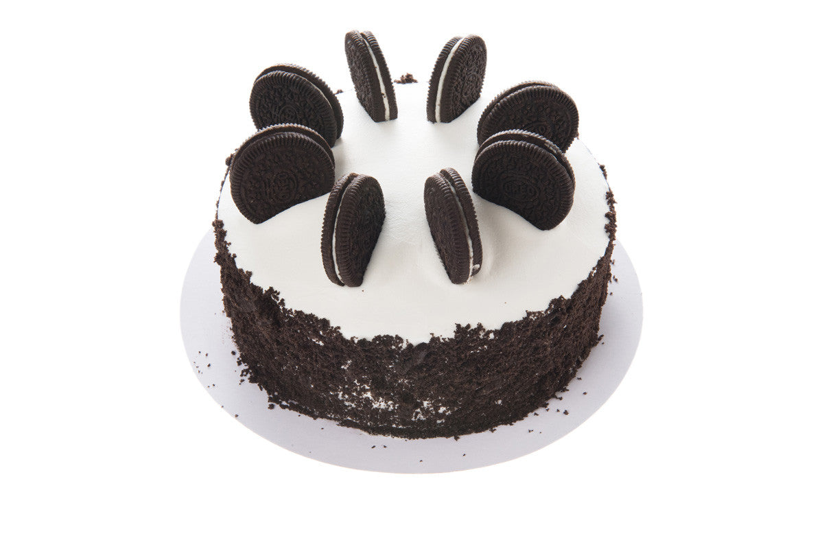 Original Oreo & Chocolate Moose- 2lb - Emack & Bolio's