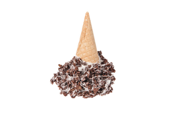 "Coco Pops Marsh""Mellow"" Cone"