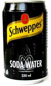 Soda Water 330ml