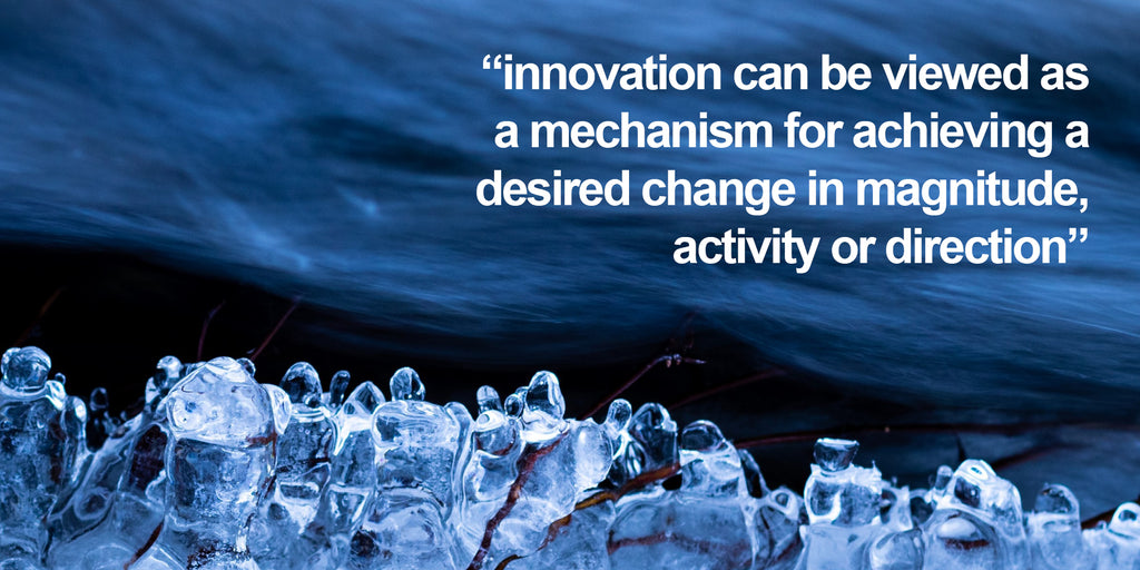 Strategic Change, Transformation and Innovation