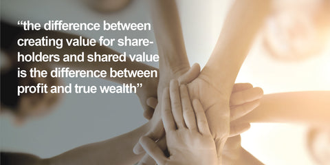 Creating Shared Value through Social Purpose