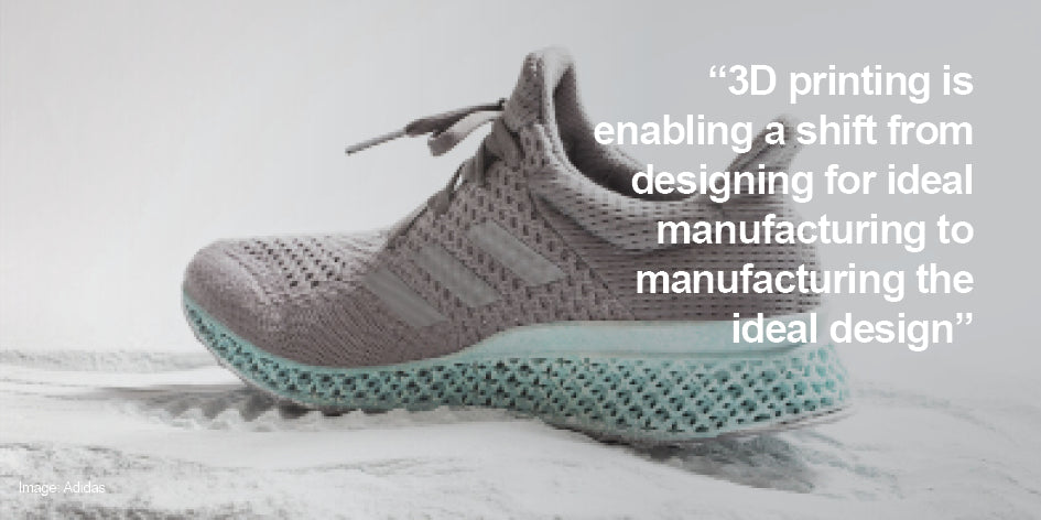 3D Printing - Empowering Sustainable, Distributed Manufacturing