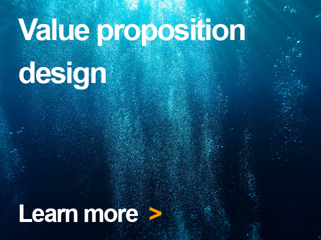 sarah leslie consulting new product service and value proposition design