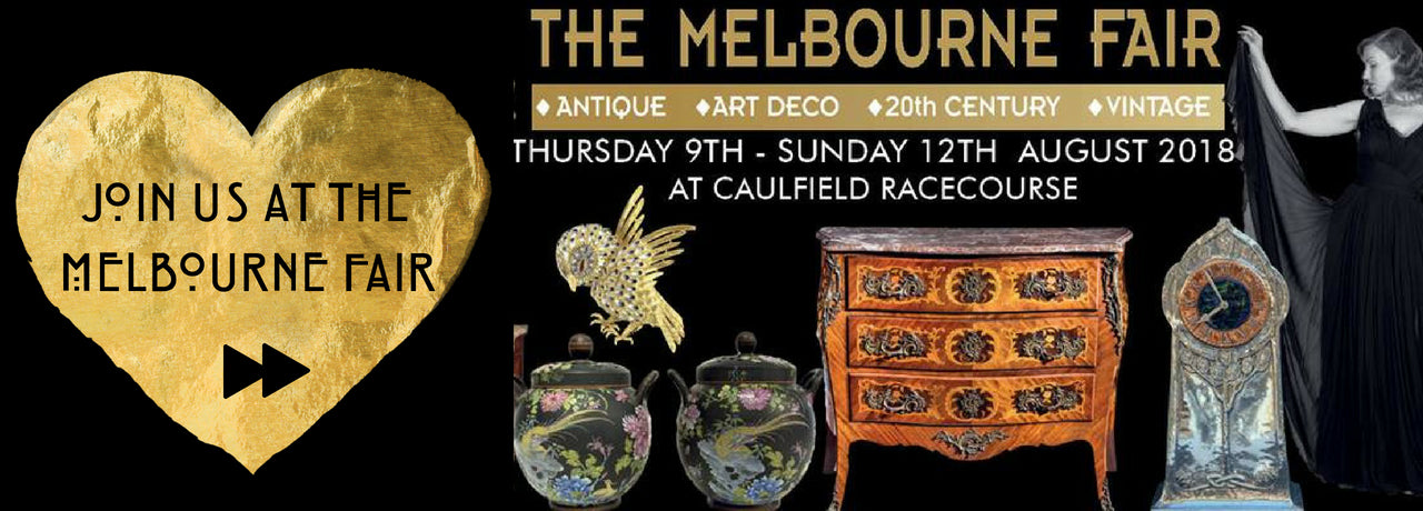 Vintage Online | The Melbourne Fair | 10-12 August 2018