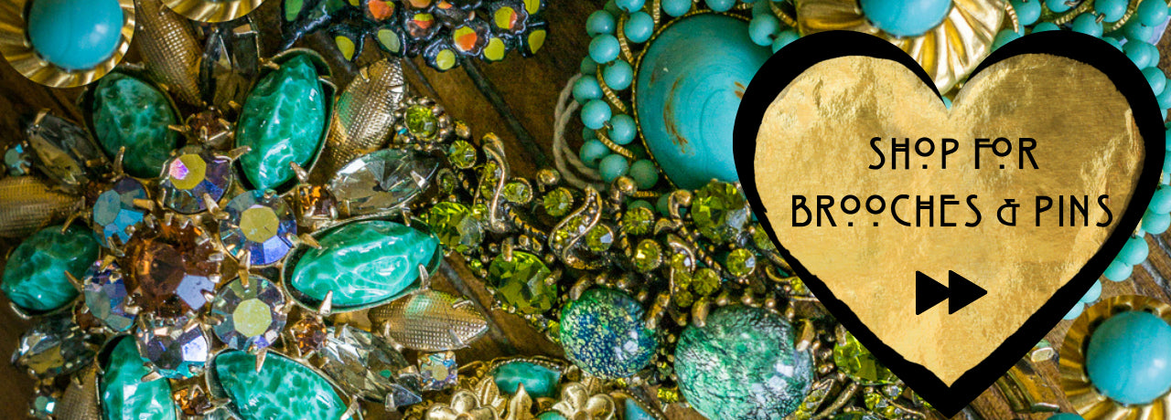 Vintage Online Brooches & Pins