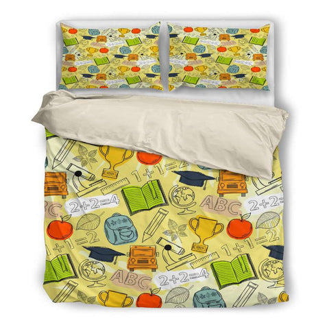 Teacher Bedding Set