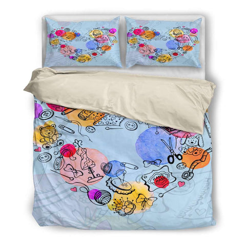 Sewing Bedding Set