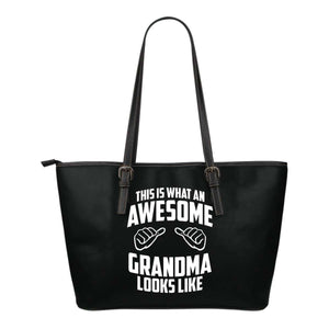 This Is What An Awesome Grandma Looks Like Tote