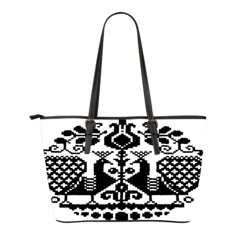 Cross Stitch Pattern Tote
