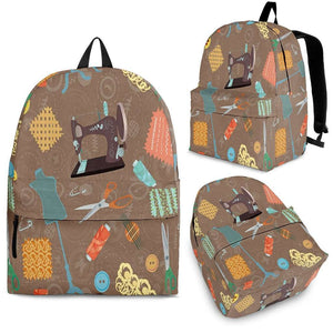 Sewing Backpack