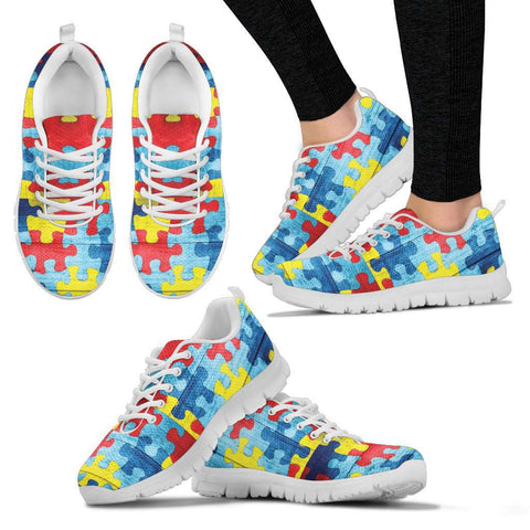 Autism Women's Sneakers