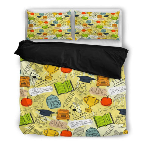 Image of Teacher Bedding Set