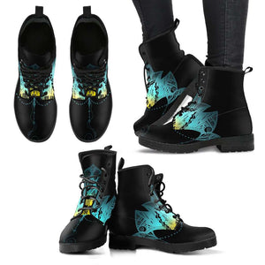 Tribal Lotus Boots