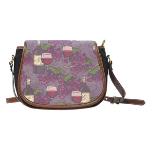 Wine Saddle Bag