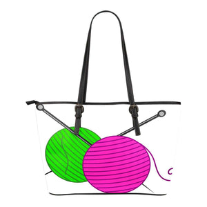 Knitting Wool Tote