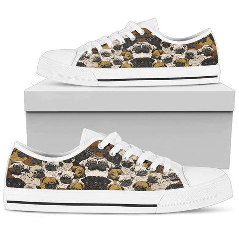 Image of Pug Low Top