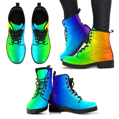 Image of Rainbow Boots