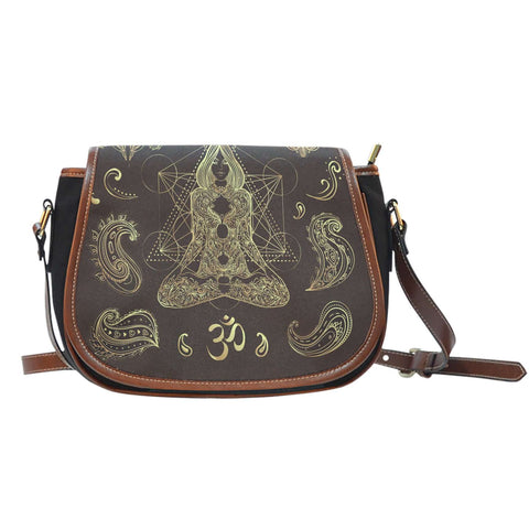 Boho Chic Saddle Bag