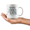 Wine Books Rain Mug