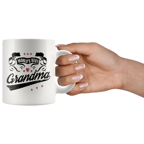 Image of Grandpa Grandma Mug Set