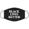 Black Lives Matter Face Mask Made in USA