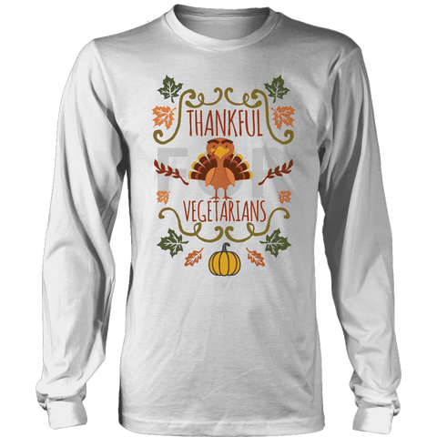 Limited Edition - I'm Thankful for Vegetarians- 2