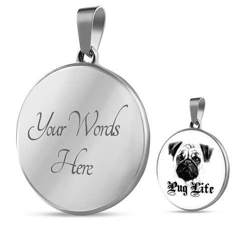 Image of Pug Life Necklaces