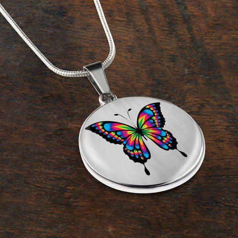 Image of Autism Awareness Necklace