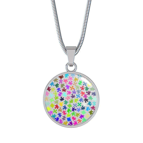 Autism Awareness Necklaces