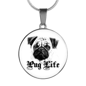 Pug Life Necklaces