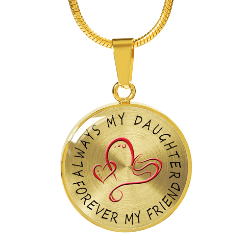 Image of Always My Daughter Necklace