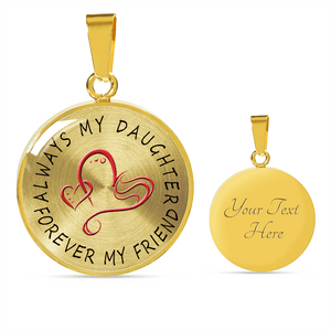 Always My Daughter Necklace