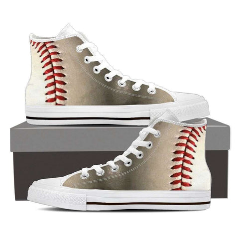 Image of Baseball High Top Shoe