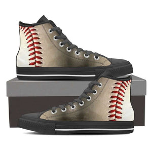 Baseball High Top Shoe