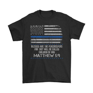 Blessed Are The Peacekeepers Children Of God T Shirt