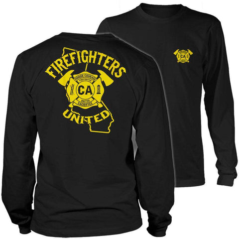Image of California Firefighters United T Shirt