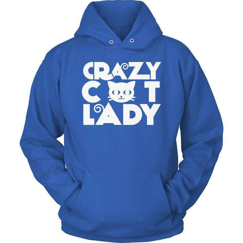 Image of Crazy Cat Lady T Shirt