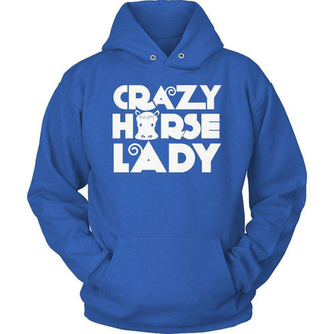 Image of Crazy Horse Lady T Shirt