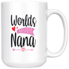 Worlds Greatest Nana Mug