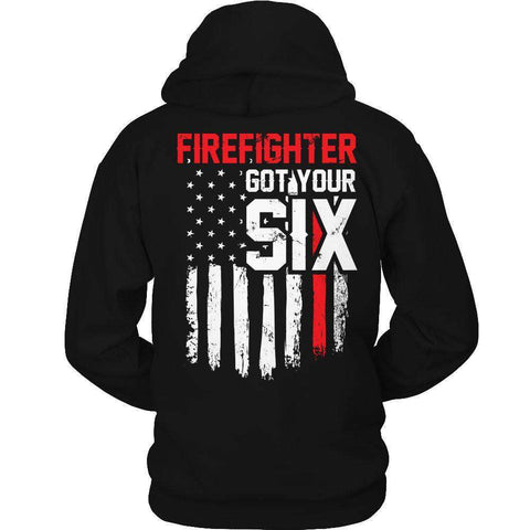Image of FireFighter Got Your Six T Shirt