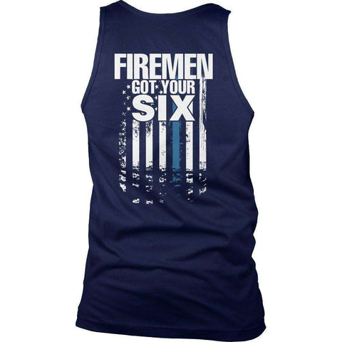 Image of Firemen Got Your Six T Shirt